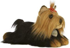 Peluche de Yorkshire Terrier de Aurora de 20 cm - Los mejores peluches de yorkshires - Peluches de perros