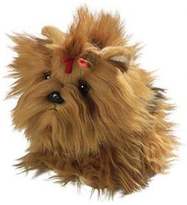 Peluche de Yorkshire Terrier de Carl Dick de 12 cm - Los mejores peluches de yorkshires - Peluches de perros