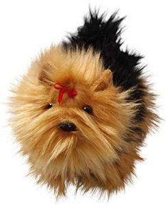 Peluche de Yorkshire Terrier de Carl Dick de 17 cm - Los mejores peluches de yorkshires - Peluches de perros