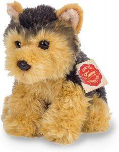 Peluche de Yorkshire Terrier de Hermann Teddy de 15 cm - Los mejores peluches de yorkshires - Peluches de perros