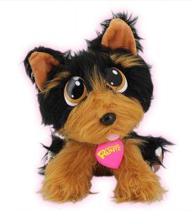 Peluche de Yorkshire Terrier de Rescue Runts de 23 cm - Los mejores peluches de yorkshires - Peluches de perros