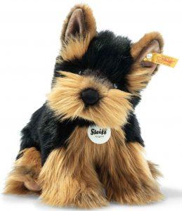 Peluche de Yorkshire Terrier de Steiff de 24 cm - Los mejores peluches de yorkshires - Peluches de perros