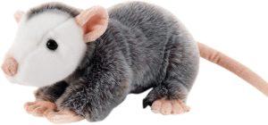 Peluche de Zarigüeya de Plush and Companyde 30 cm - Los mejores peluches de Zarigüeyas - Peluches de animales