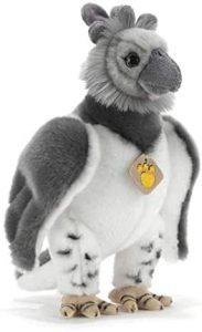 Peluche de águila arpía de Plush y Company de 27 cm - Los mejores peluches de águilas - Peluches de animales