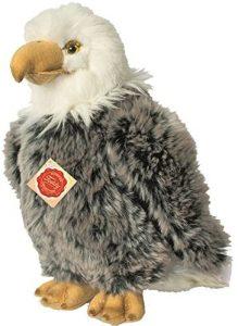 Peluche de águila de Hermann Teddy de 28 cm - Los mejores peluches de águilas - Peluches de animales