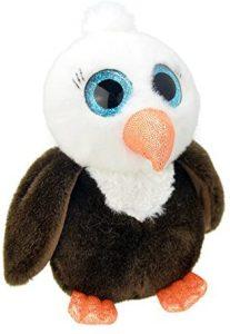 Peluche de águila de Wild Planet de 15 cm - Los mejores peluches de águilas - Peluches de animales