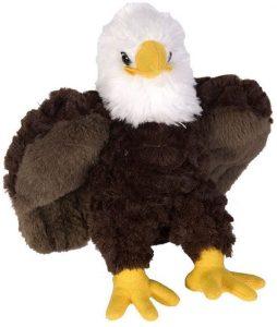 Peluche de águila de Wild Republic de 20 cm 2 - Los mejores peluches de águilas - Peluches de animales