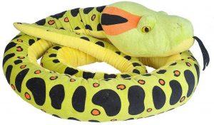 Peluche de anaconda de 280 cm de Wild Republic - Los mejores peluches de serpientes - Peluches de animales