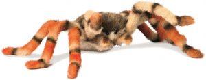 Peluche de araña de Hansa de 24 cm - Los mejores peluches de arañas - Peluches de animales