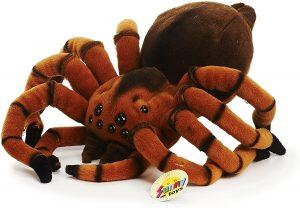 Peluche de araña de Sunny Toys de 32 cm - Los mejores peluches de arañas - Peluches de animales