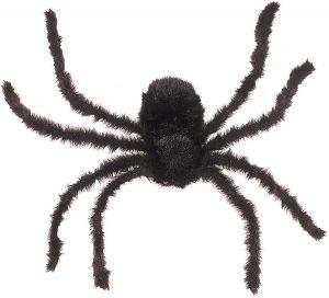 Peluche de araña de WIDMANN de 26 cm - Los mejores peluches de arañas - Peluches de animales