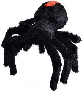 Peluche de araña de espalda roja de Wild Republic de 20 cm - Los mejores peluches de arañas - Peluches de animales