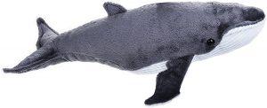 Peluche de ballena de National Geographic de 30 cm - Los mejores peluches de ballenas - Peluches de animales