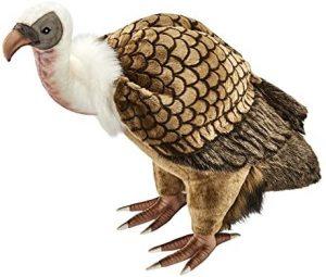 Peluche de buitre de HANSA de 76 cm - Los mejores peluches de buitres - Peluches de animales