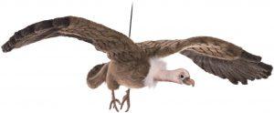 Peluche de buitre de HANSA de 95 cm - Los mejores peluches de buitres - Peluches de animales