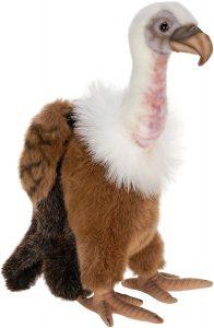 Peluche de buitre de Hansa - Los mejores muñecos de buitres - Figuras de buitre de animales