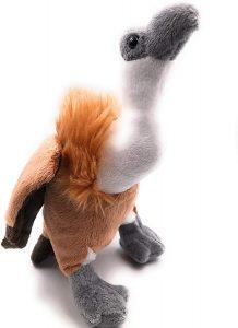 Peluche de buitre de Onwomania de 22 cm - Los mejores peluches de buitres - Peluches de animales
