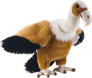 Peluche de buitre de Plush and Company de 38 cm - Los mejores peluches de buitres - Peluches de animales
