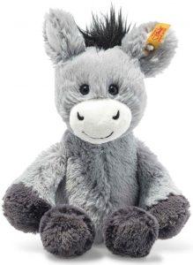 Peluche de burro de Steiff - Los mejores peluches de burros - Peluche de animales