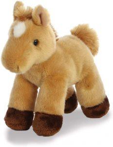 Peluche de caballo de Aurora de 20 cm - Los mejores peluches de caballos - Peluches de animales