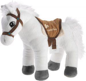 Peluche de caballo de Bibi y Tina de 30 cm - Los mejores peluches de caballos - Peluches de animales