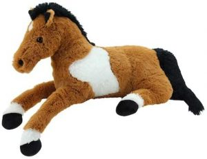 Peluche de caballo de Sweety Toys de 70 cm - Los mejores peluches de caballos - Peluches de animales