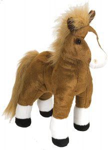 Peluche de caballo de Wild Republic de 30 cm - Los mejores peluches de caballos - Peluches de animales