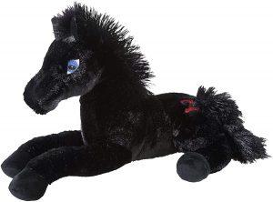 Peluche de caballo de Zorro de 40cm - Los mejores peluches de caballos - Peluches de animales