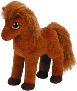 Peluche de caballo melena de Ty de 15 cm - Los mejores peluches de caballos - Peluches de animales