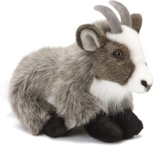 Peluche de cabra de Nat and Jules de 30 cm - Los mejores peluches de cabras - Peluches de animales