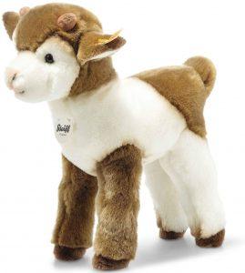 Peluche de cabra de Steiff de 27 cm - Los mejores peluches de cabras - Peluches de animales