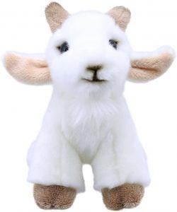 Peluche de cabra de Wilberry de 15 cm - Los mejores peluches de cabras - Peluches de animales