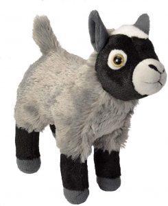 Peluche de cabra de Wild Republic de 20 cm - Los mejores peluches de cabras - Peluches de animales