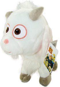 Peluche de cabra de los Minions de 28 cm - Los mejores peluches de cabras - Peluches de animales
