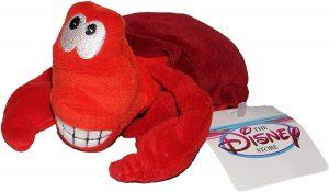 Peluche de cangrejo Sebastian de 18 cm - Los mejores peluches de cangrejos - Peluches de animales