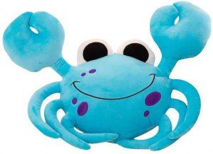 Peluche de cangrejo azul de DecoBay de 60 cm - Los mejores peluches de cangrejos - Peluches de animales