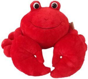 Peluche de cangrejo rojo de Plush and Company de 37 cm - Los mejores peluches de cangrejos - Peluches de animales