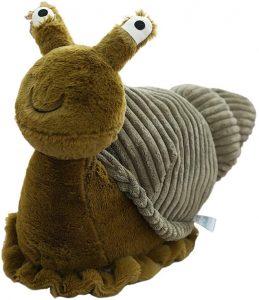 Peluche de caracol de 28 cm - Los mejores peluches de caracoles - Peluches de animales