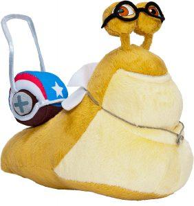 Peluche de caracol de Joy Toy de 20 cm - Los mejores peluches de caracoles - Peluches de animales