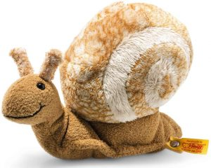 Peluche de caracol de Steiff de 20 cm - Los mejores peluches de caracoles - Peluches de animales