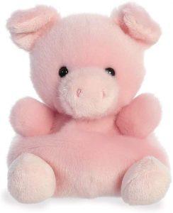 Peluche de cerdo de Aurora de 13 cm - Los mejores peluches de cerdos - Peluches de animales