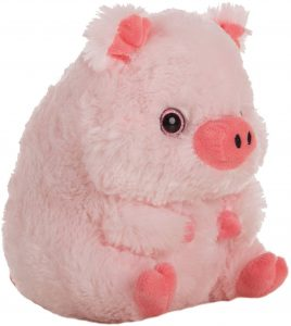 Peluche de cerdo de Aurora de 70 cm - Los mejores peluches de cerdos - Peluches de animales