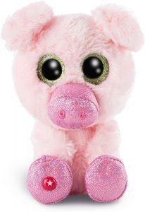 Peluche de cerdo de NICI de 15 cm - Los mejores peluches de cerdos - Peluches de animales