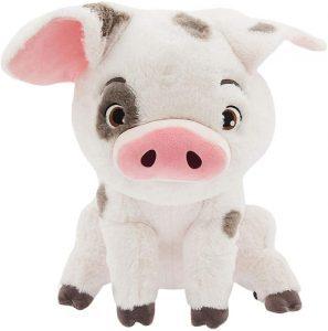 Peluche de cerdo de Pua de Vaiana de 22 cm - Los mejores peluches de cerdos - Peluches de animales