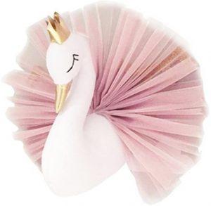 Peluche de cisne de Nordic de 40 cm - Los mejores peluches de cisnes - Peluches de animales