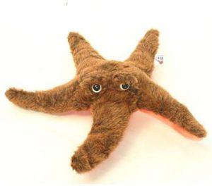 Peluche de estrella de mar de Hansa de 25 cm - Los mejores peluches de estrellas de mar - Peluches de animales
