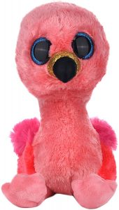 Peluche de flamenco de Ty de 23 cm - Los mejores peluches de flamencos - Peluches de animales