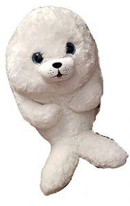Peluche de foca de 80 cm - Los mejores peluches de focas - Peluches de animales