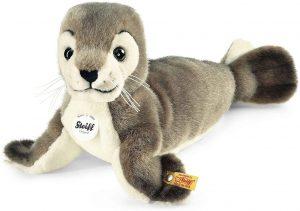 Peluche de foca de Steiff de 30 cm - Los mejores peluches de focas - Peluches de animales