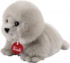 Peluche de foca de Trudi de 24 cm - Los mejores peluches de focas - Peluches de animales